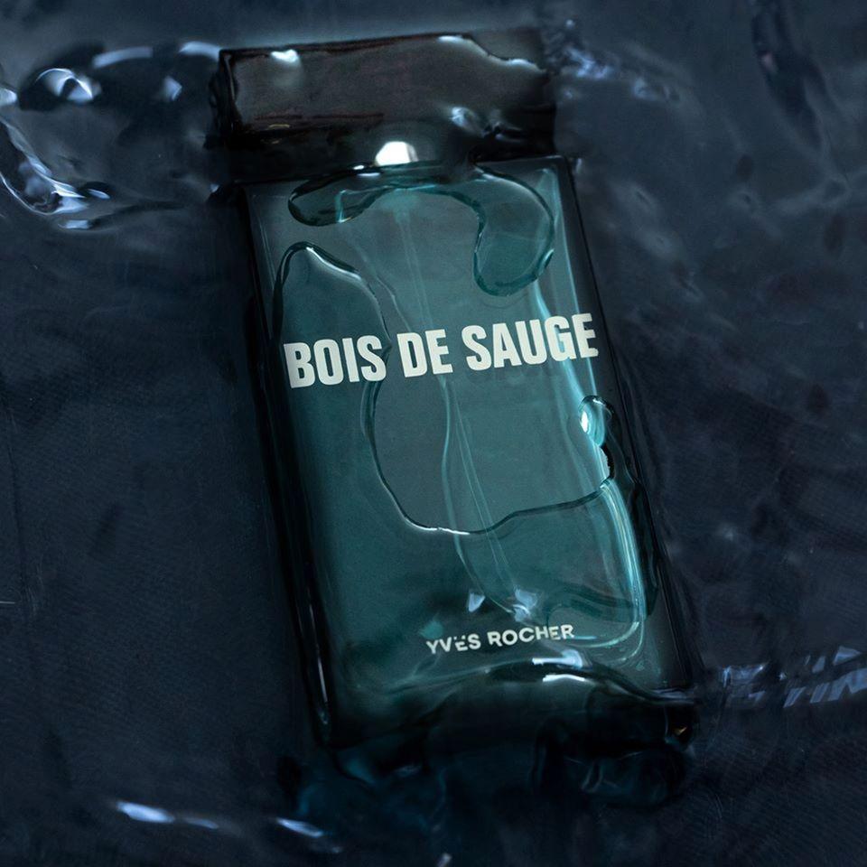 Yves Rocher Bois de Sauge Eau de Toilette - 100 ml 125,000 DT
